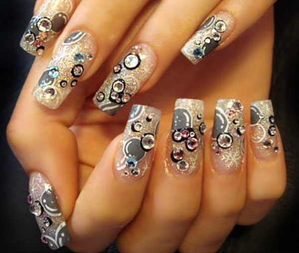 Best Acrylic Nail Art Design: Joy Studio Design Gallery - Best